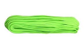 Шнур Paracord 31 метр светло-зеленый