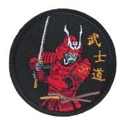 Шеврон на липучке Самурай