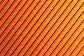 Шнур Paracord оранжевый 30 метров