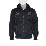 Куртка MA-1 Hooded Airborne Black