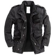 Куртка утеплённая Paratrooper Winter Jacket Black