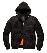 Куртка летная Westend Vintage Black