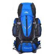 Рюкзак туристический Weikani 85л синий