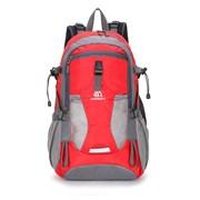 Рюкзак туристический Weikani 40л красный