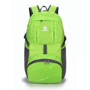 Рюкзак складной Weikani 35л зеленый
