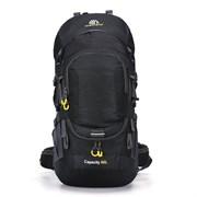 Рюкзак туристический Weikani 60л черный