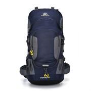 Рюкзак туристический Weikani 60л синий