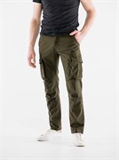Брюки Cargo Regular Fit 205 олива
