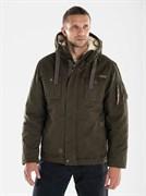 Куртка утепленная COZY Short Jacket 321 темно-оливковый