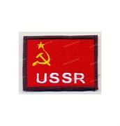 Шеврон на липучке USSR
