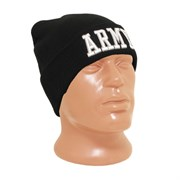 Шапка Watch Cap Army Black