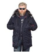 Куртка аляска Apolloget Arctic Fleece Night Sky