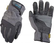 Перчатки утепленные Wind Resistant серые