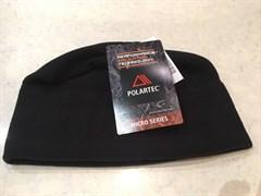 Шапка флис Cap Synthetic Microfleece Polartec черная