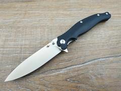{{photo.Alt || photo.Description || 'Нож складной туристический Вояж черный'}}