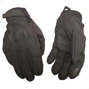 Перчатки тактические утепленные черные