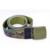Ремень YKK belt digital woodland