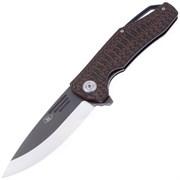 Нож складной туристический Скутум-4