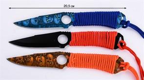 Ножи тренировочные метательные Viking