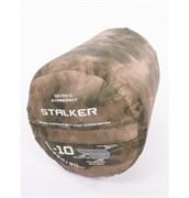 Спальный мешок Stalker Standart до -10 мох