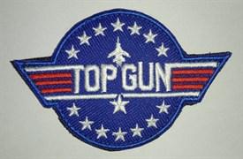Шеврон на липучке Top Gun