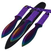 Ножи тренировочные метательные Perfect Point