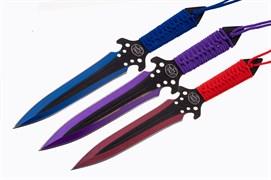 Ножи тренировочные метательные № 55