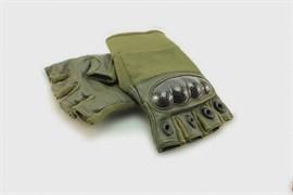Перчатки Tac-Force 2.0 без пальцев olive