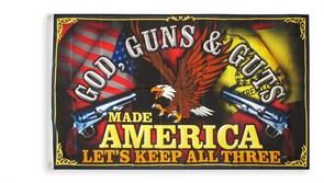 Флаг The Second Amendment