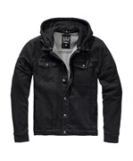 Куртка Cradock Denim Sweat Black