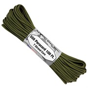 Шнур паракорд 550 Atwood Rope 100ft olive