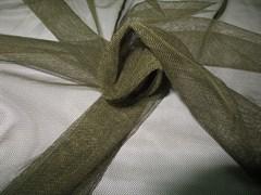 Сетка текстильная противомоскитная ширина 1,5м олива