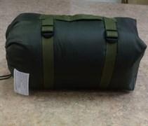 Спальный мешок синтепон 2-х слойный 220х90 см олива