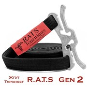 {{photo.Alt || photo.Description || 'Жгут R.A.T.S. Gen 2 Rapid Medical черный'}}