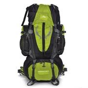 Рюкзак туристический Weikani 80л зеленый