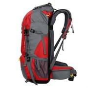 Рюкзак туристический Weikani 45л красный