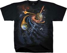 Футболка Liquid Blue Spiral Space 31182