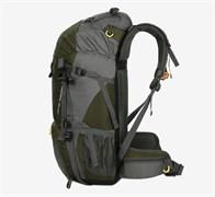Рюкзак туристический Weikani 45л темно-зеленый