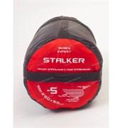{{photo.Alt || photo.Description || 'Спальный мешок Stalker Эксперт с подголовником до -5 черный/красный'}}