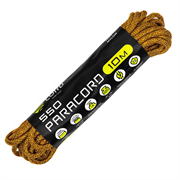 Шнур паракорд 550 CORD nylon 10м dirty honney