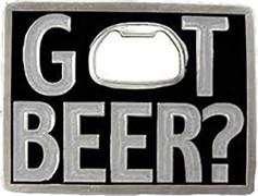 Пряжка Bergamot Got Beer