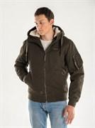 {{photo.Alt || photo.Description || 'Куртка утепленная Waterproof Bomber Jacket 421 темно-оливковый'}}