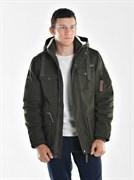 {{photo.Alt || photo.Description || 'Куртка утепленная Cotton lx Hood Jacket 111 темно-оливковый'}}