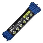 Шнур паракорд 550 Cord nylon 10м blue