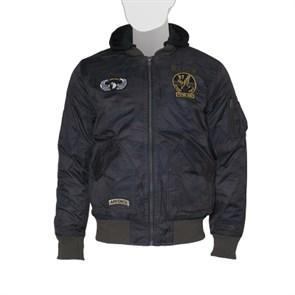{{photo.Alt || photo.Description || 'Куртка M-1 Flight Jacket Hooded & Patches Camo'}}