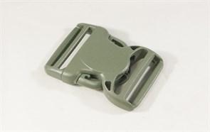 Фастекс Duraflex 50mm Dual Adjust Oval Rock Lockster олива
