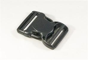 Фастекс Duraflex 50mm Dual Adjust Oval Rock Lockster черный