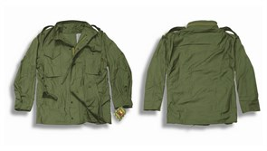 Куртка M-65 Alpha Field Jacket Olive