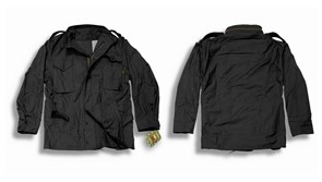 Куртка M-65 Alpha Field Jacket Black