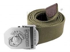 Ремень брючный US Marines Olive